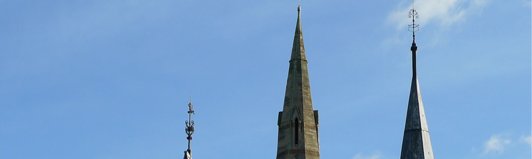 Trinity URC three spires