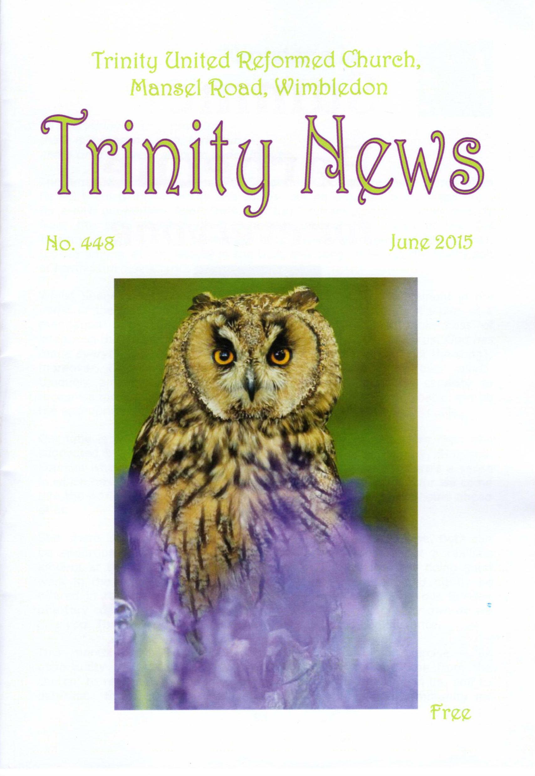 Trinity News June
