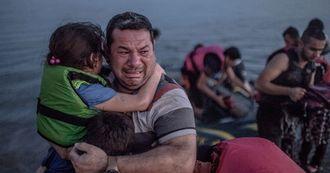 Syrian refugees Merton