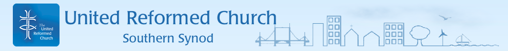 URC Southern Synod banner
