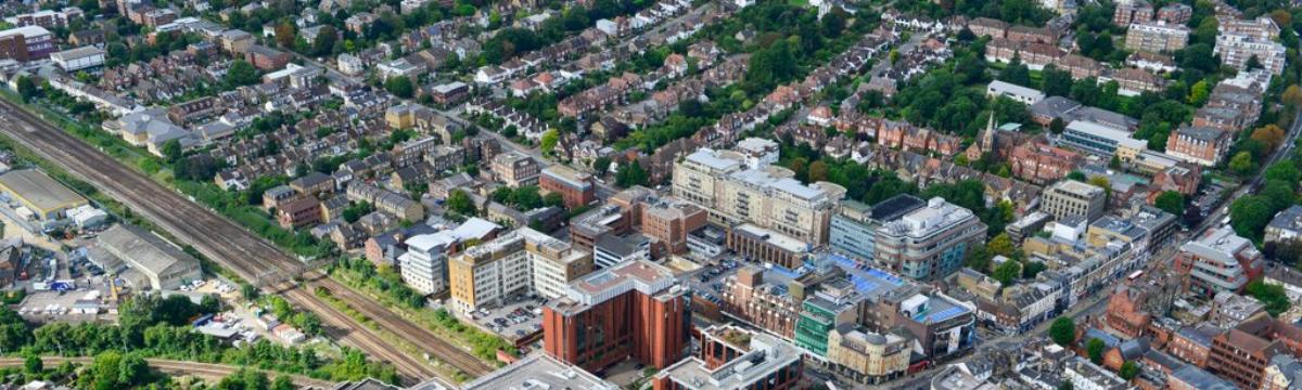 Wimbledon town centre