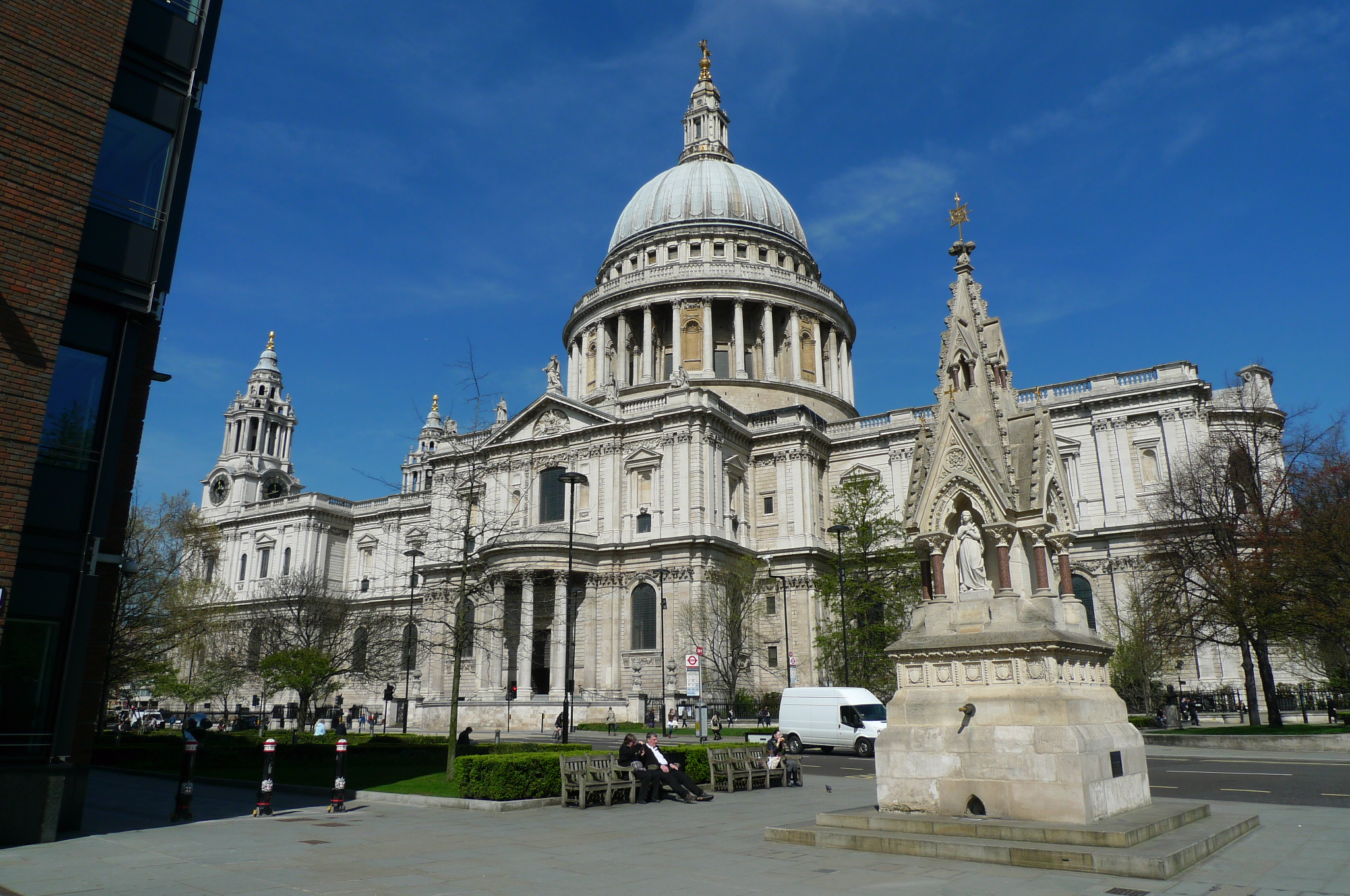 St Paul's cathedral visit | Trinity United Reformed Church ...