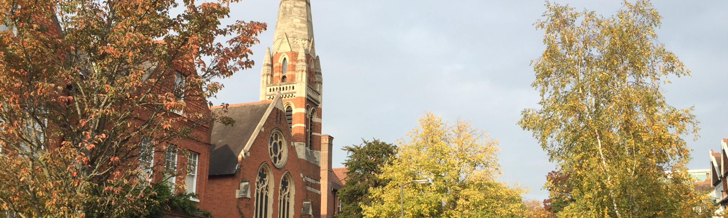Trinity United Reformed Church in Wimbledon